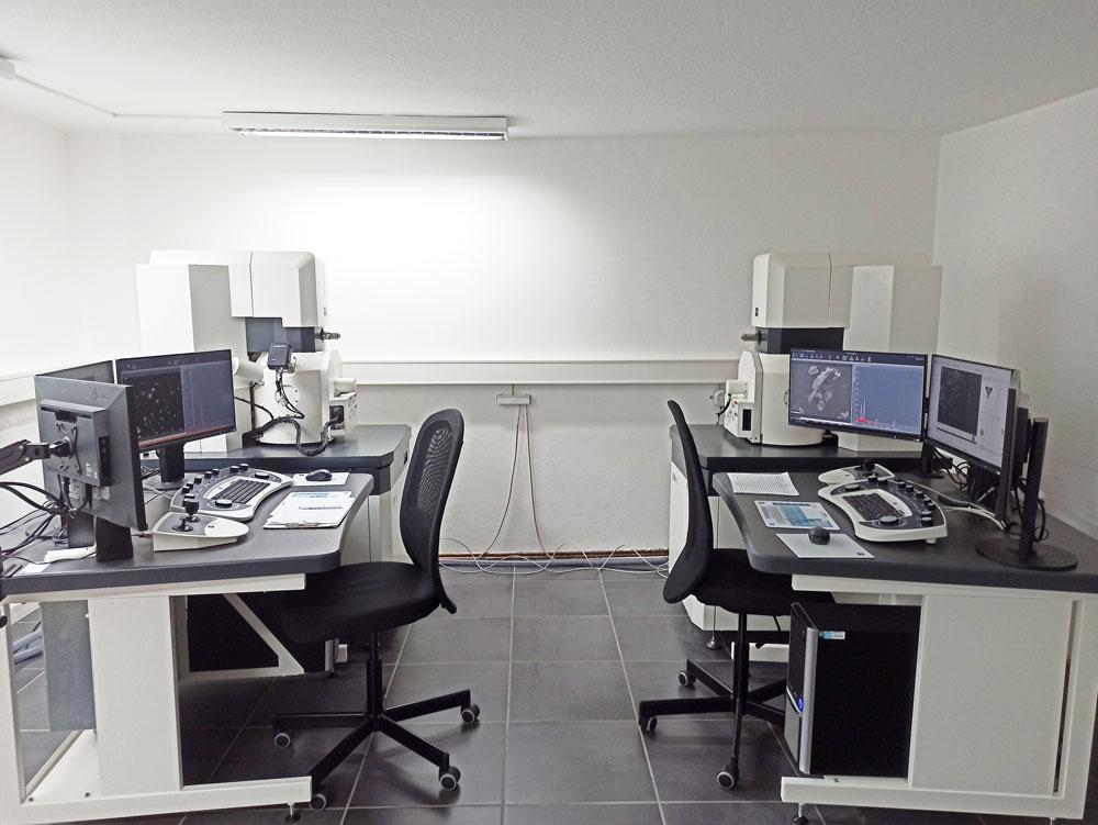 Asbestlabor der RuhrREM GmbH in NRW
