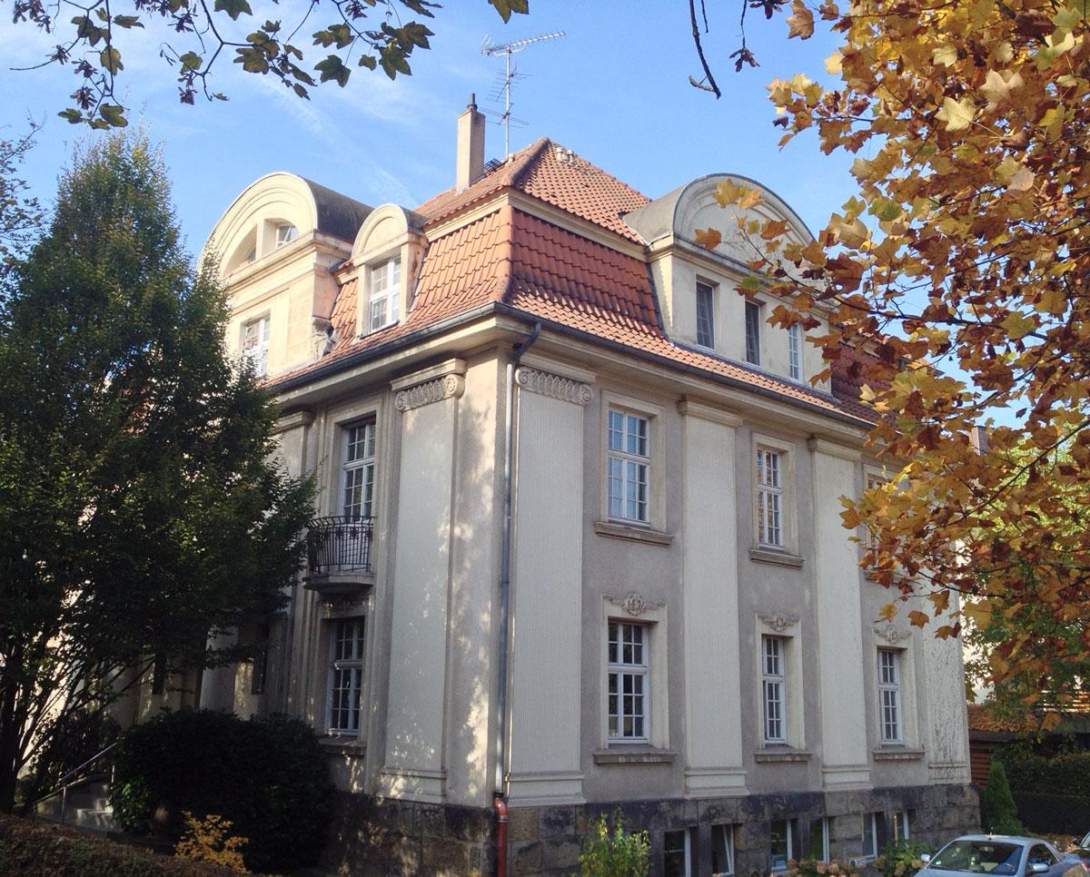 Gebäude der RuhrREM in Witten